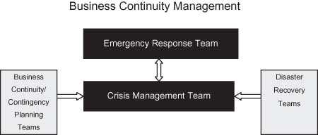 Business Continuity Management Structure Figure 2